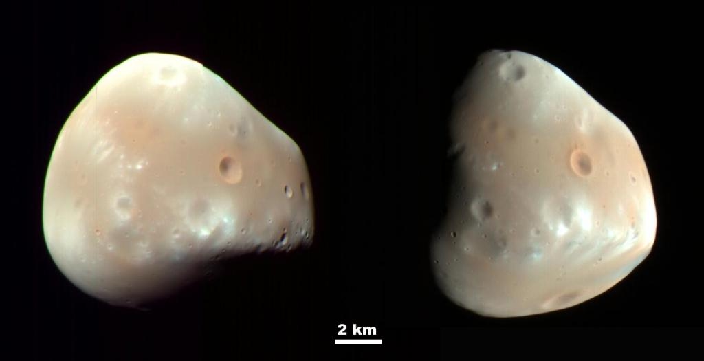 Снимок спутника в высоком разрешении