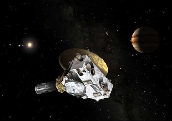 Зонд Новые Горизонты