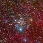 Звездное скопление IC1311. Автор снимка Leonardo Orazi