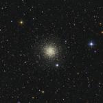 Звездное скопление M15, автор снимка Rick Pecce
