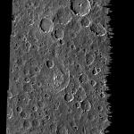 Изображение, полученное КА «Галилео», на котором видны кратерированные равнины