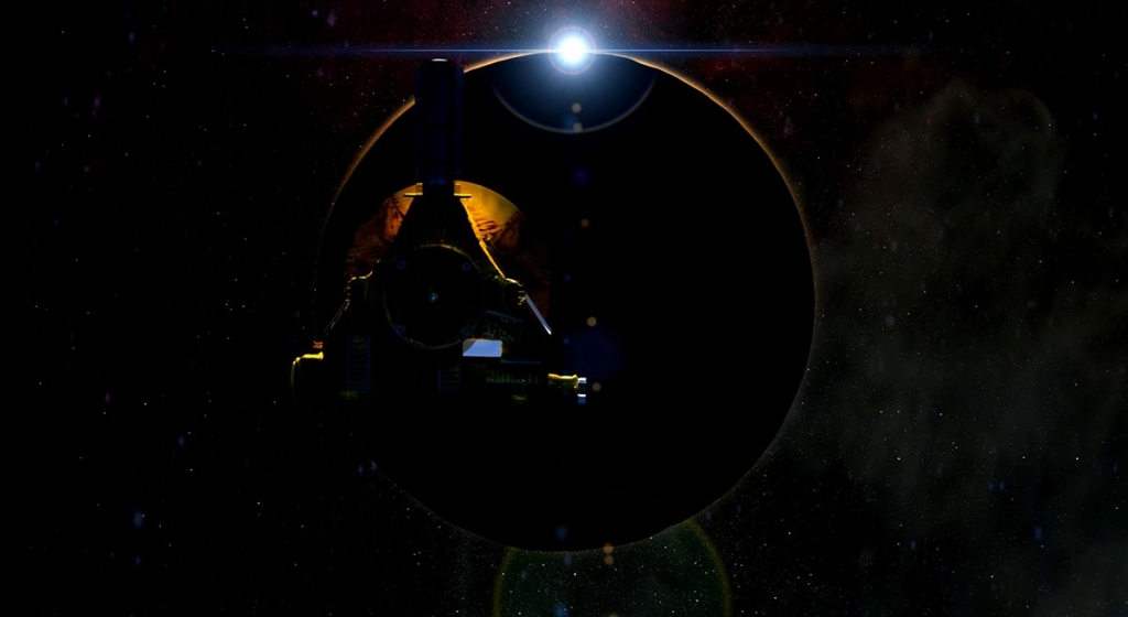 Карликовая планета Плутон