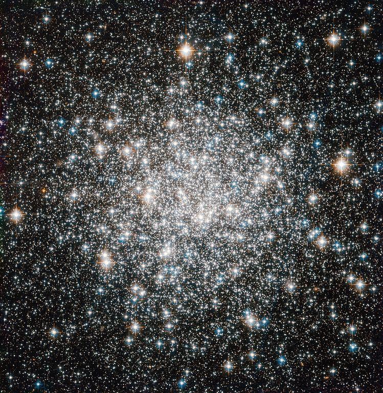 Шаровое скопление M68