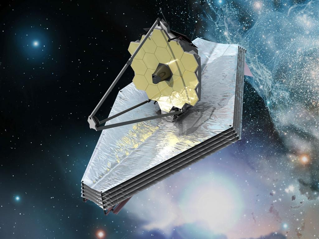 Буущий телескоп James Webb