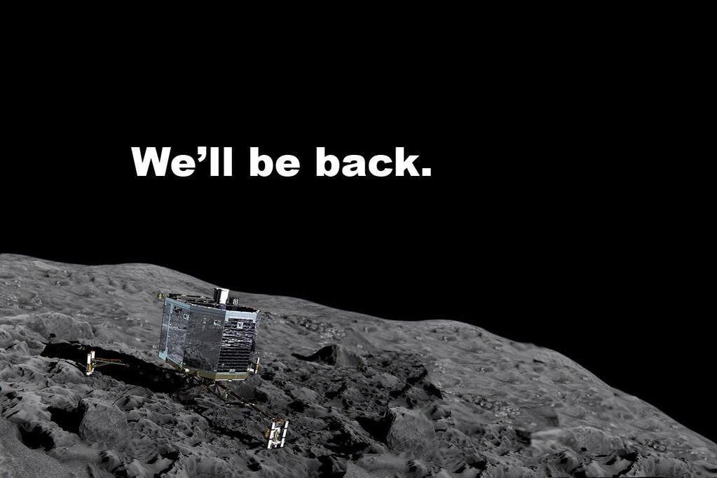 Я еще вернусь!