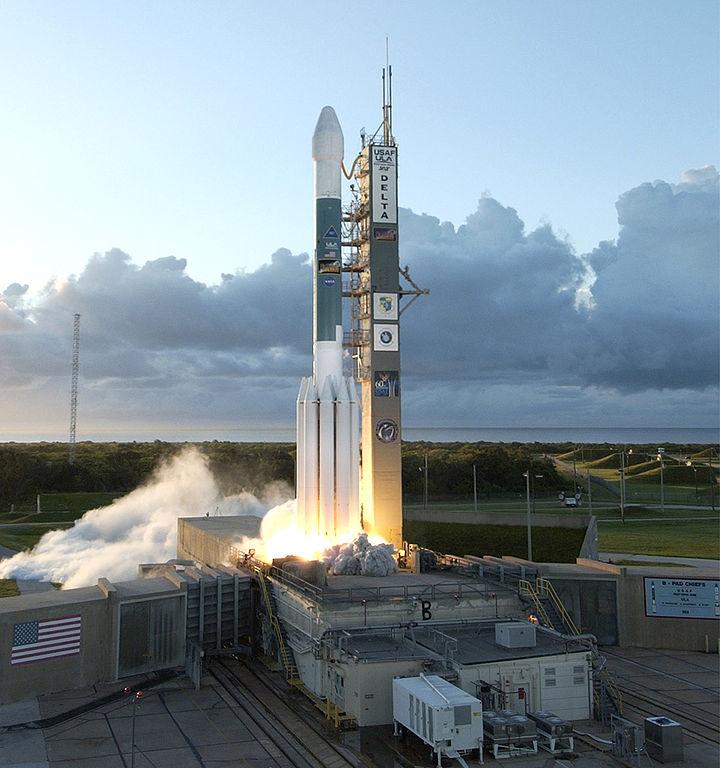 Запуск АМС «Dawn» 27 сентября 2007