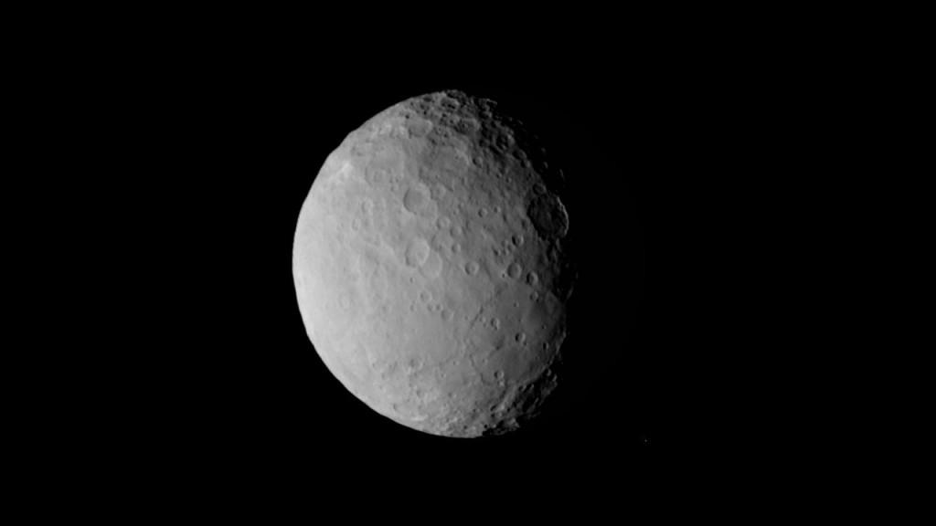 Онлайн трансляция обсерватории Slooh, посвященная Церере