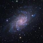 M33 Автор снимка Мик Хайд