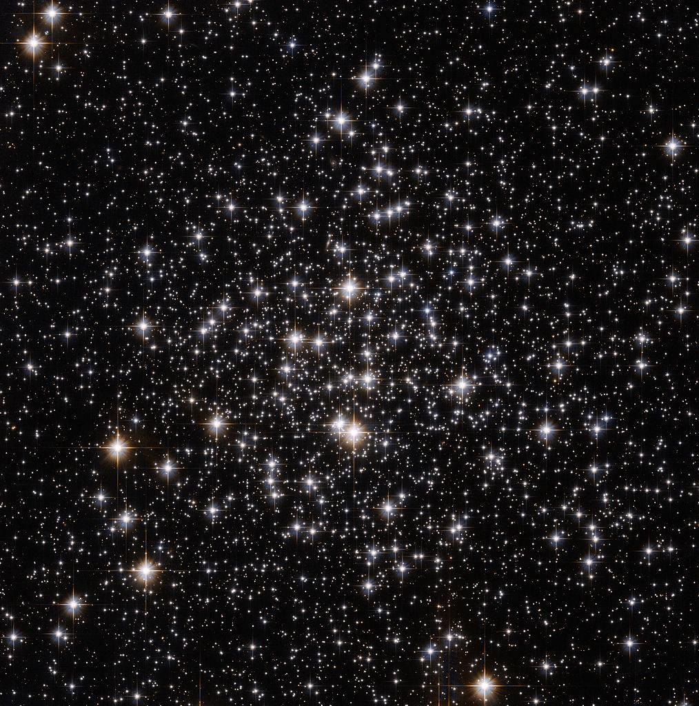 Шаровое скопление NGC 6838