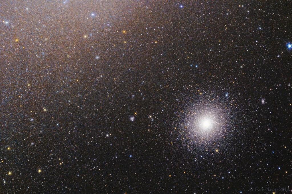 47 Тукана - шаровое скопление в созвездии Тукан