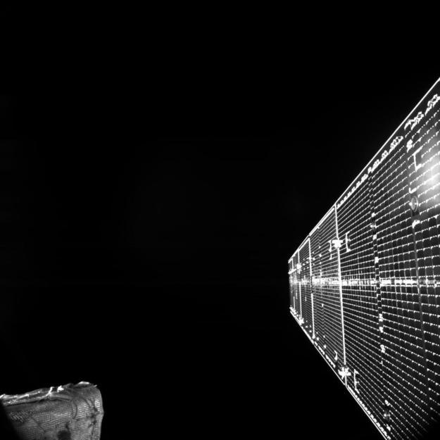 BepiColombo передал первое изображение из космоса