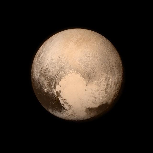 Плутон от 13 числа