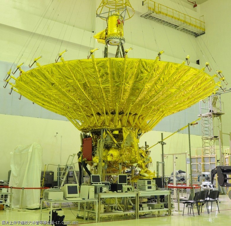 Радиотелескоп Радиоастрон