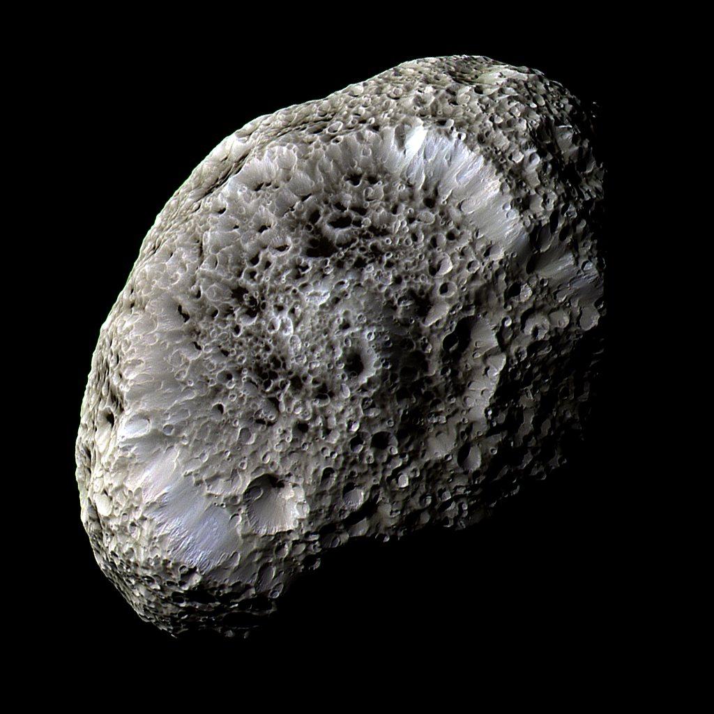 Спутник Гиперион