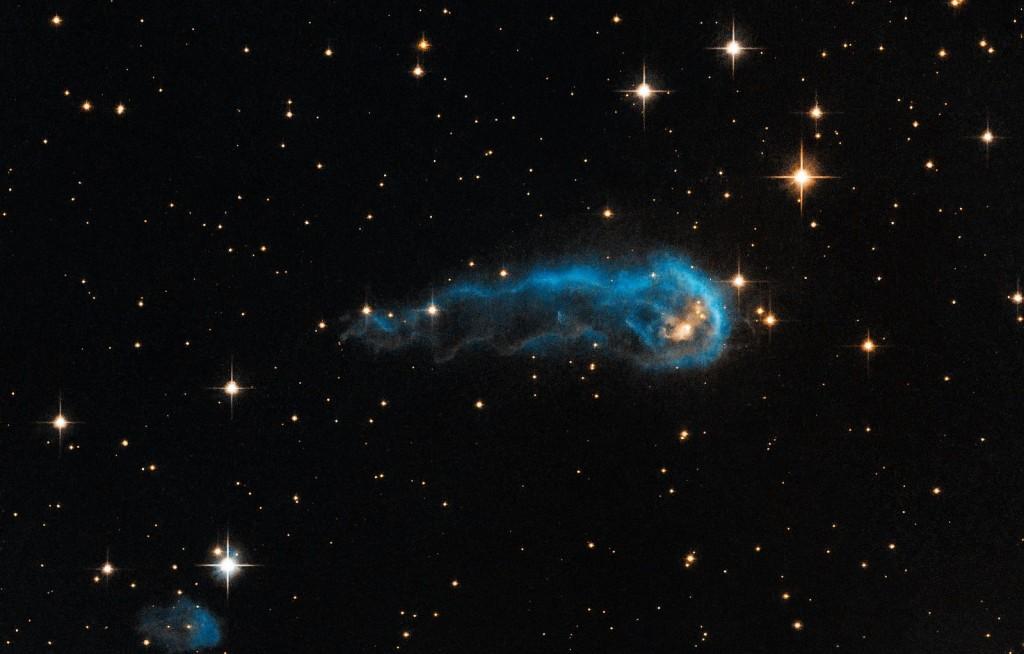 Газопылевое облако IRAS 20324+4057