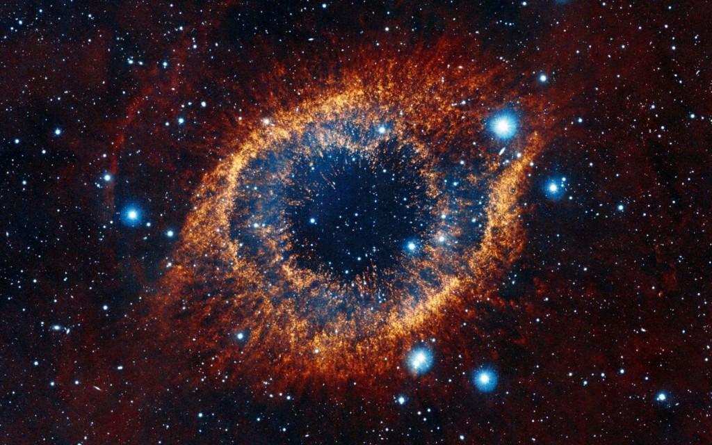 Снимок телескопа Vista