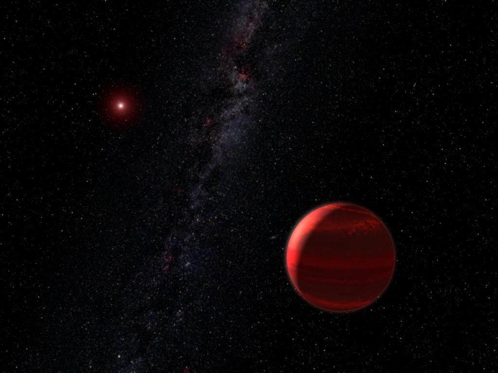Гипотетическая экзопланета