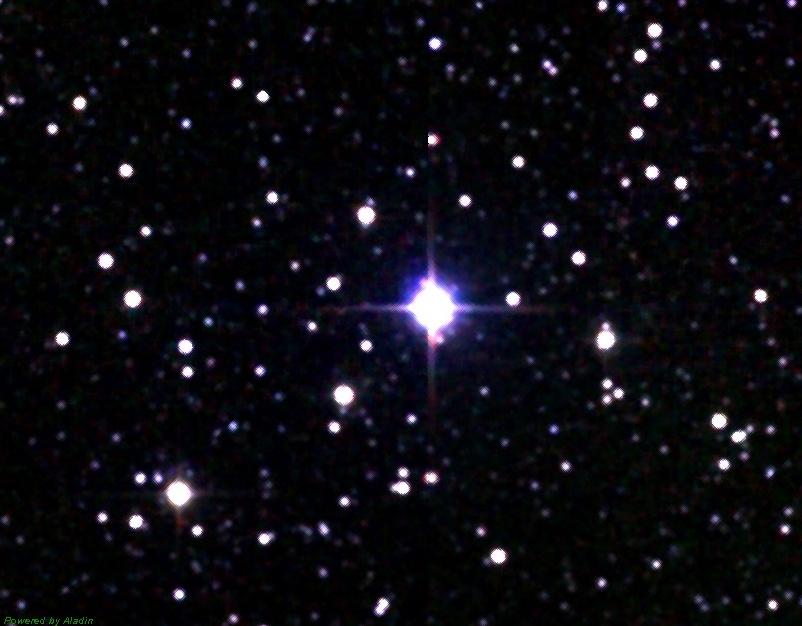 Звезда Росс 154
