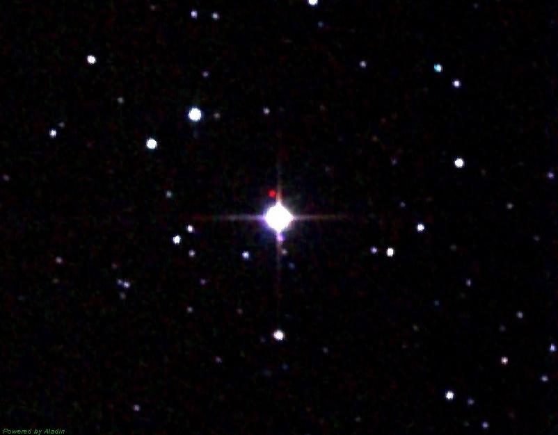 Звезда Росс 248