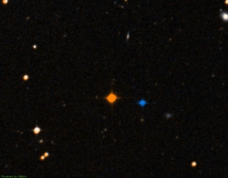Звезда Лейтен 726-8 или UV Ceti