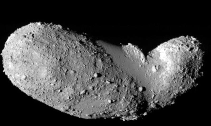Астероид Итокава