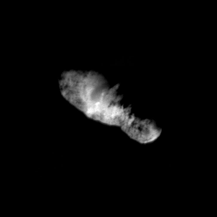 Комета Борелли