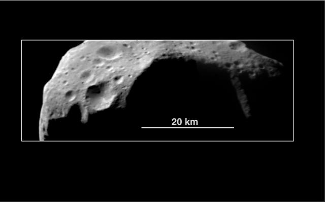 Крупнейший кратер