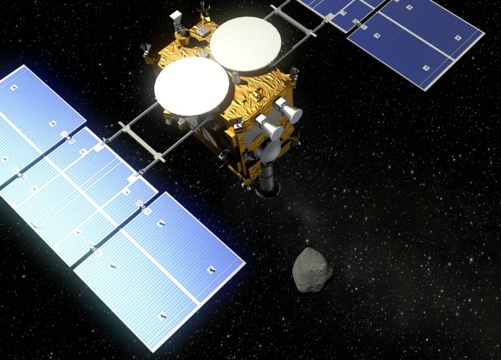 Зонд Хаябуса