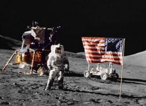 Аполлон 17 на Луне