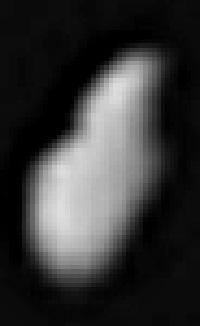 Калипсо, снимок Вояджера-2