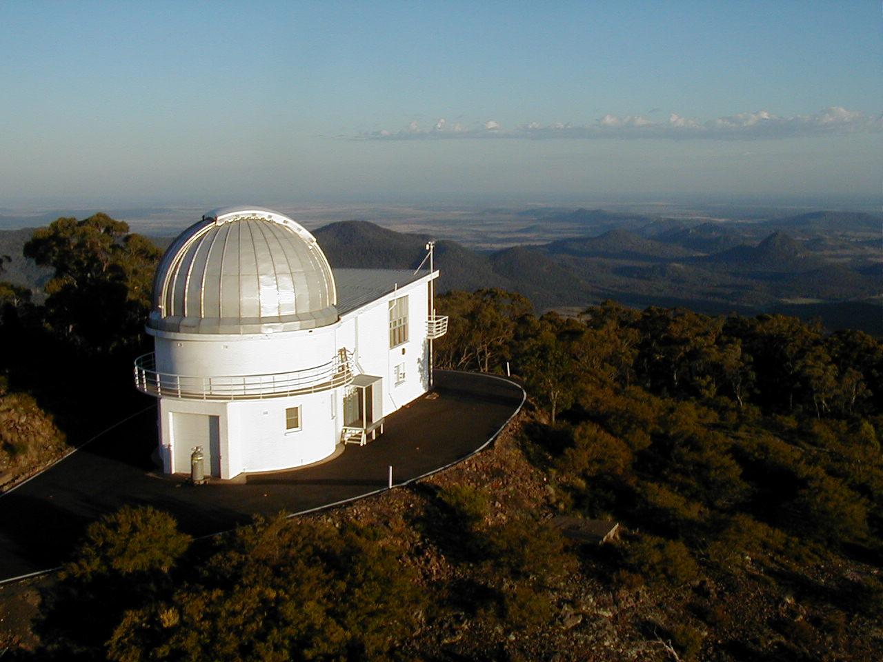 Обсерватория Сайдинг Спринг, Австралия