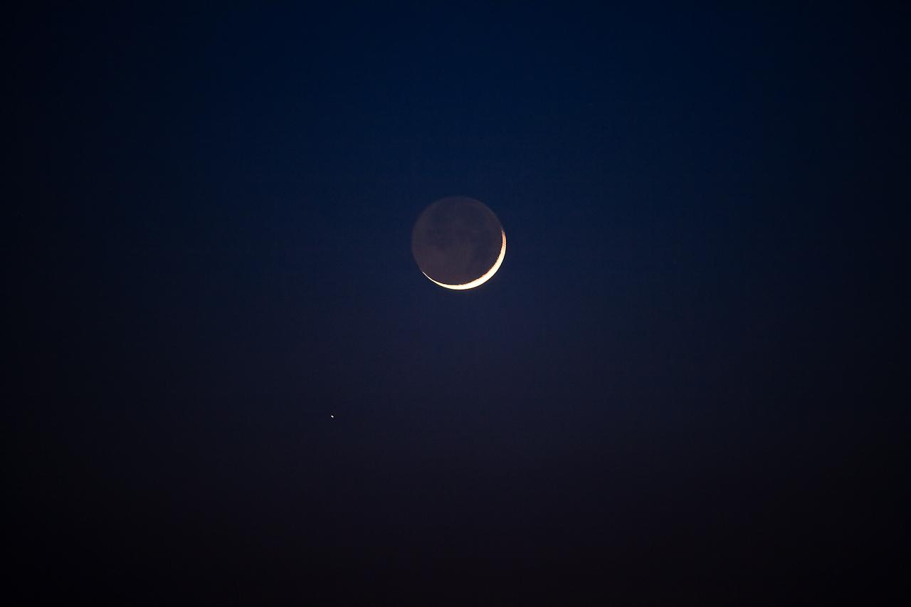 Пепельный свет Луны