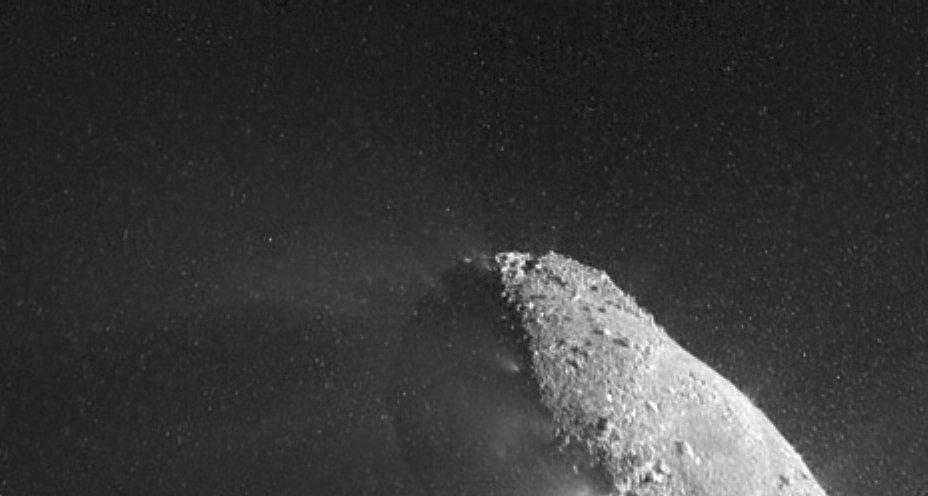 Самый детальный снимок поверхности кометы Хартли-2