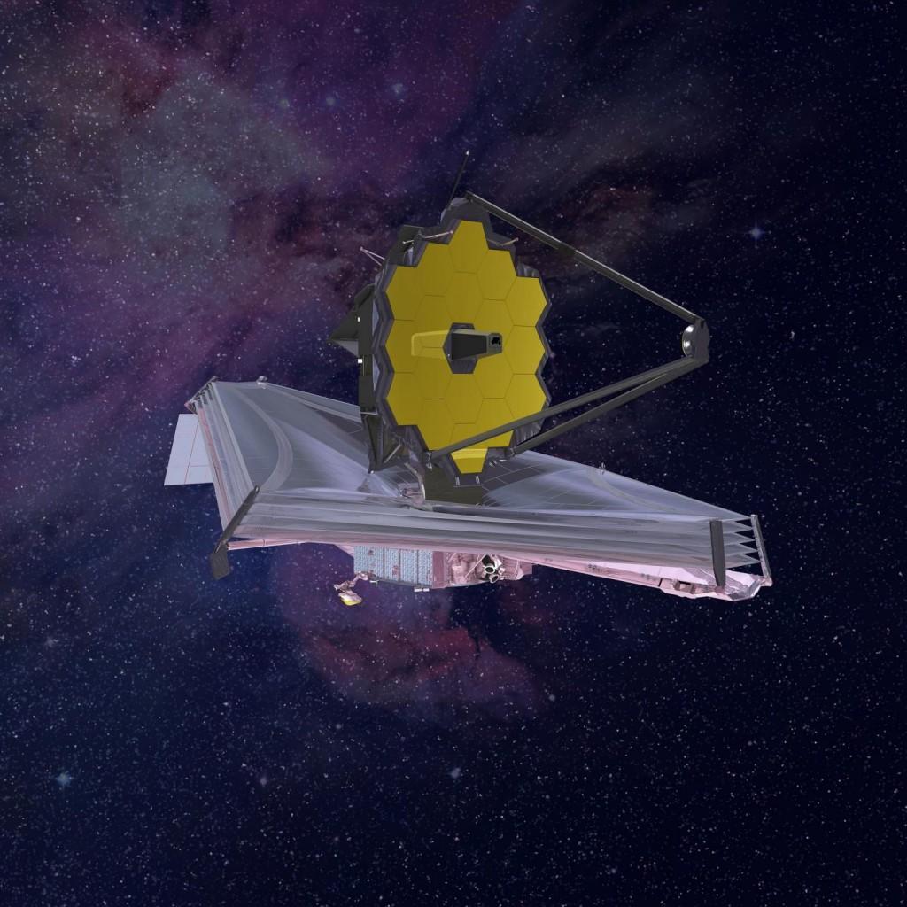 Орбитальный телескоп Джеймс Уэбб