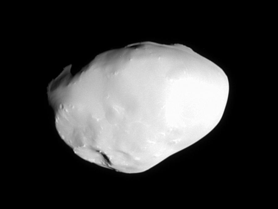 Телесто — спутник Сатурна