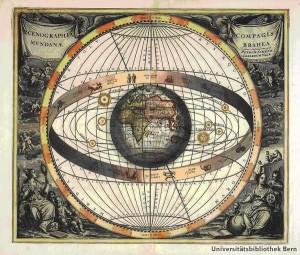 Представляя Землю центром мира, ученые древности заранее ставили себя в тупик