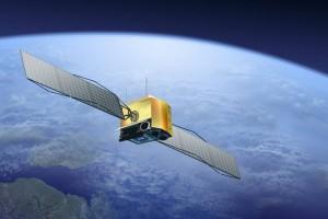 Спутник Google Maps. Аппараты для крупномасштабной съемки обычно находятся на орбитах внутри экзосферы
