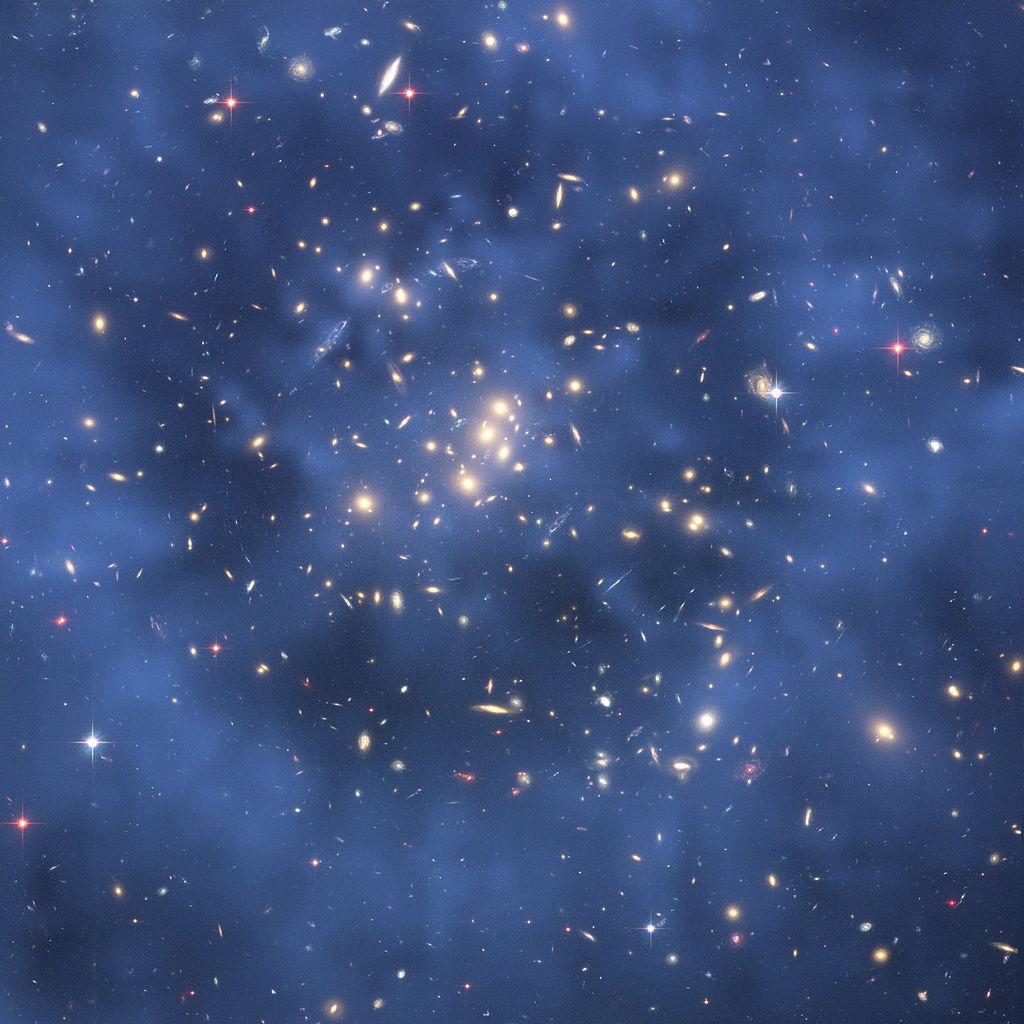 Кольцо темной материи