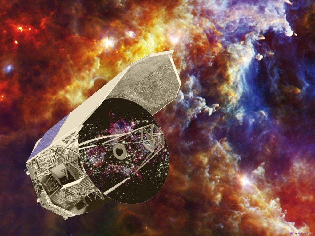 Космический телескоп Гершель