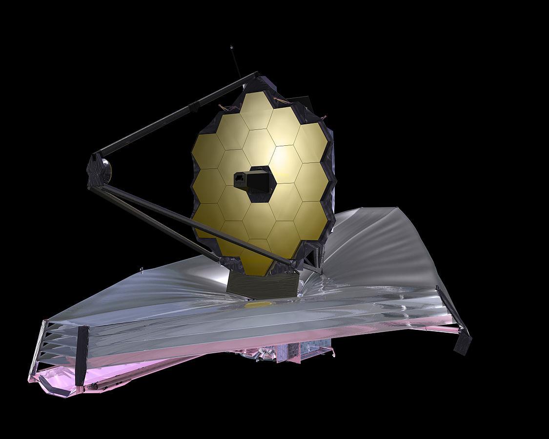 "Телескоп ""Джеймс Уэбб"""