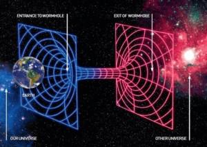 Черные дыры — путь к другим Вселенным в теории струн