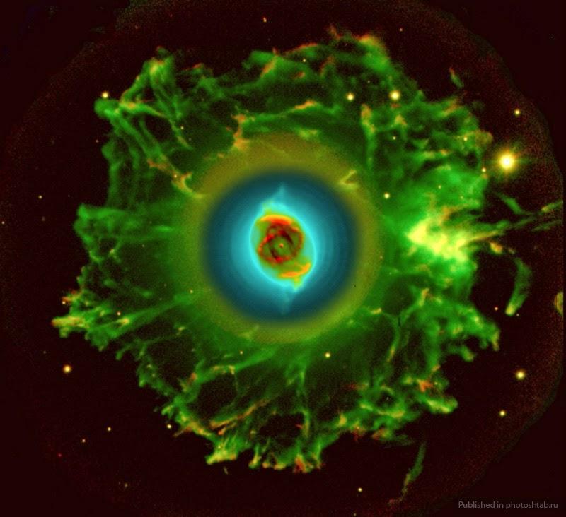 После Планковской эпохи Вселенная начала расширяться