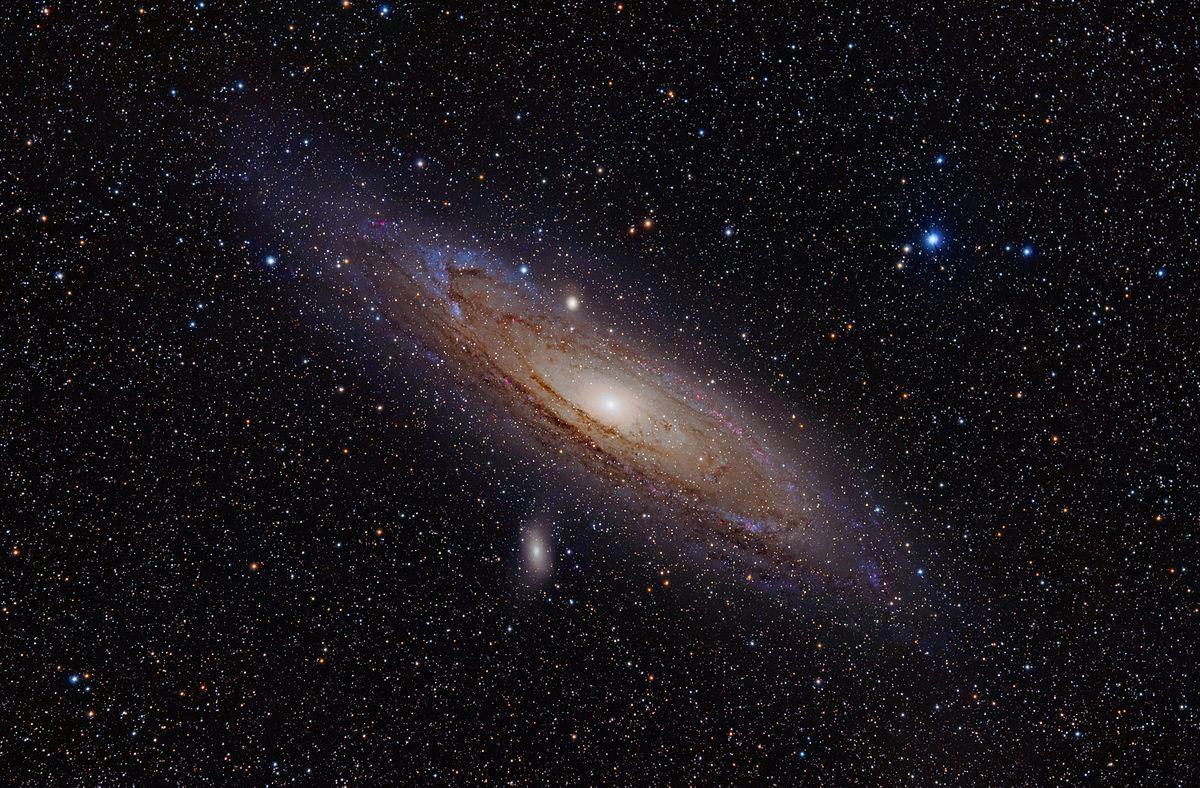 Галактика Андромеда М31
