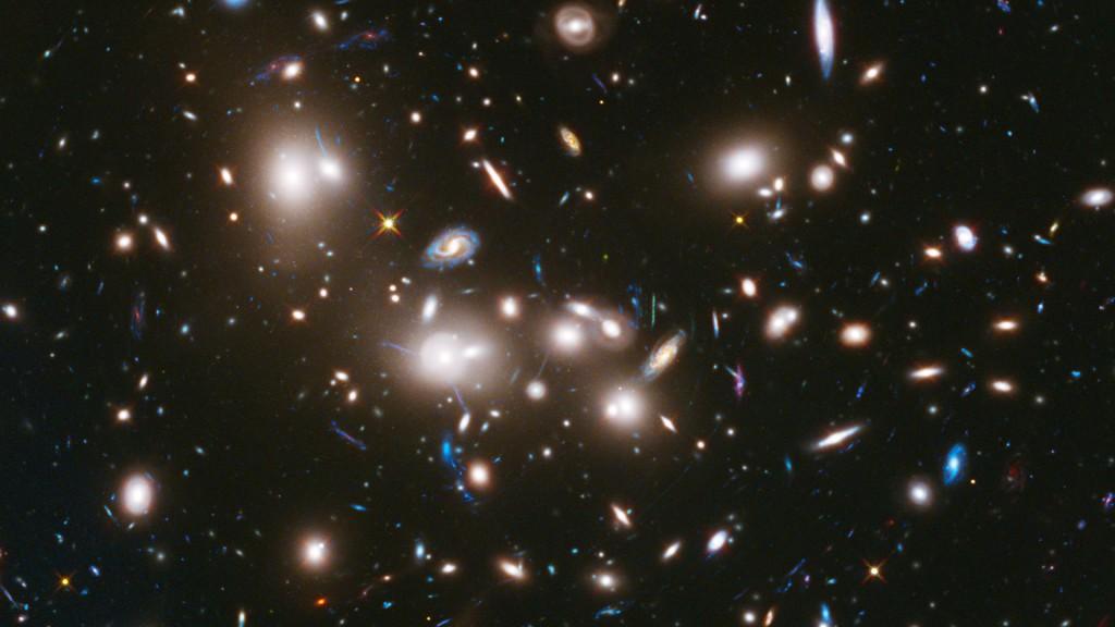 Галактики Вселенной