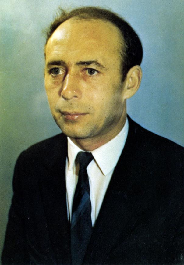 Космонавт Пацаев Виктор Иванович