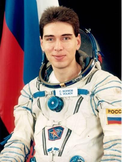 Сергей Александрович Волков