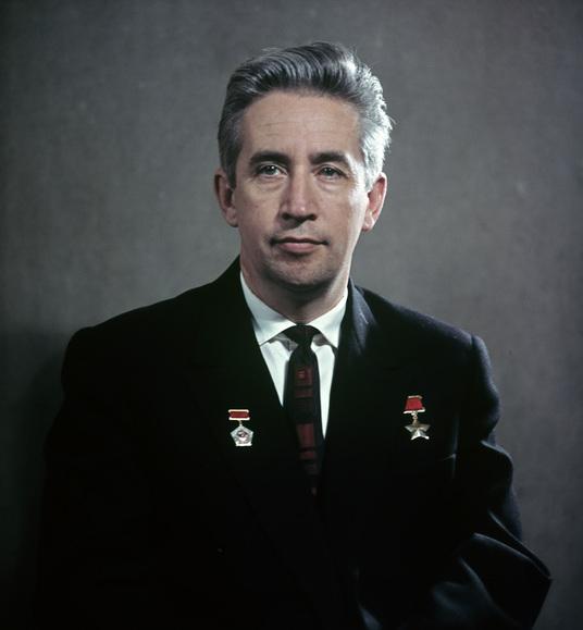 Космонавт Феоктистов Константин Петрович