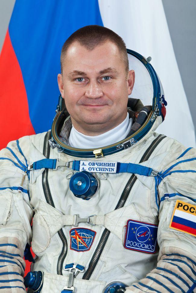 Космонавт Овчинин Алексей Николаевич
