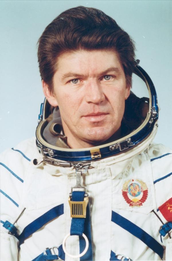 Космонавт Рюмин Валерий Викторович