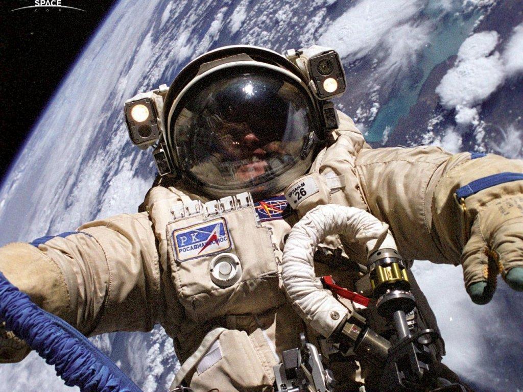 Самые известные космонавты
